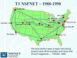 η δημιουργία του NSF