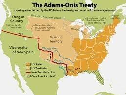 Tratado de Adams- Onís
