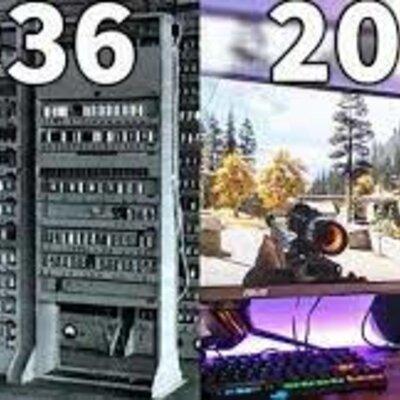 Evolución de los ordenadores. timeline