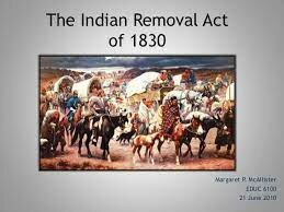 """""""Indian Removal Act"""""""
