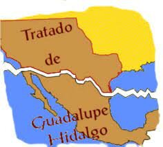 Tratado de Guadalupe- Hidalgo
