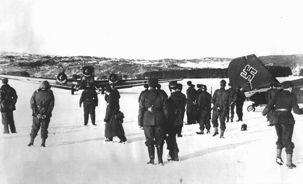 Invasió alemana a Dinamarca i Noruega