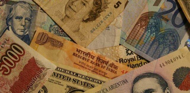 Cada país emite su moneda.