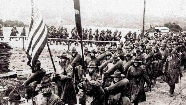 Estats Units entren a la Guerra