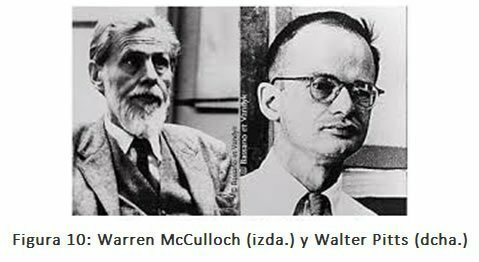 Warren Mcculloch y Walter Pitts