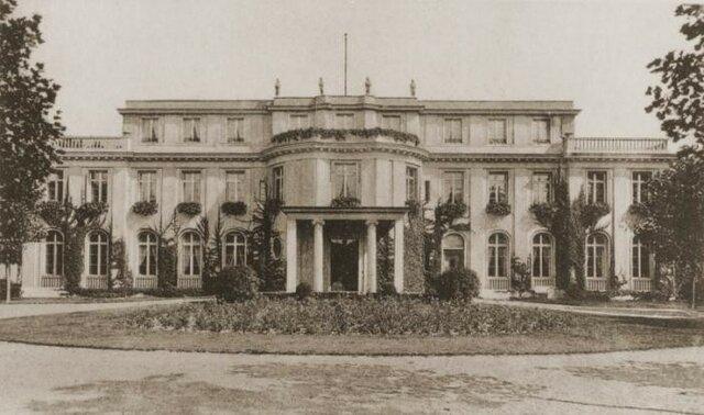 Conferència de Wannsee