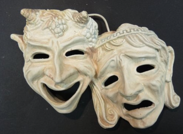Greek Tragedy and Comedy