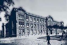 Fundación de la Escuela Industrial de la Nación