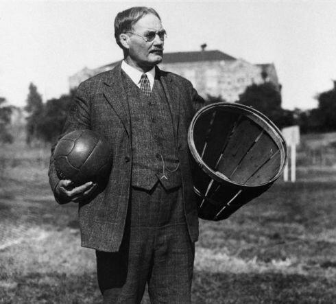 nacimiento del baloncesto