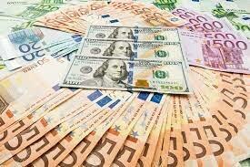 papel moneda de cada país