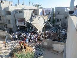 Conflict in de Gazastrook