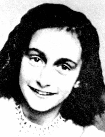 Naixement d'Anna Frank