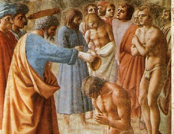 La institución del catecumenado adquiere forma definitiva en Roma