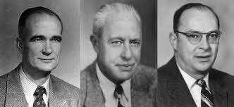 John Bardeen, Walter Brattain y William Shockley