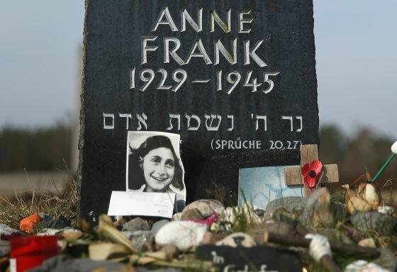 mort Anna Frak