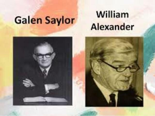 saylor y alexander