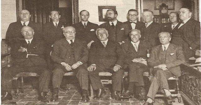 Constitución del Gobierno Provisional presidido por Alcalá Zamora