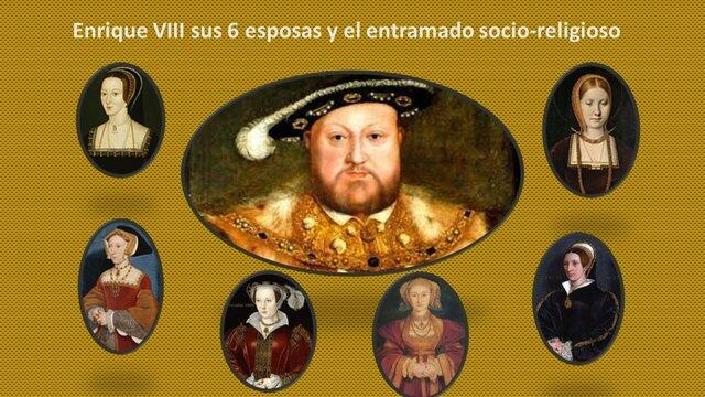 Reinado de Enrique VIII