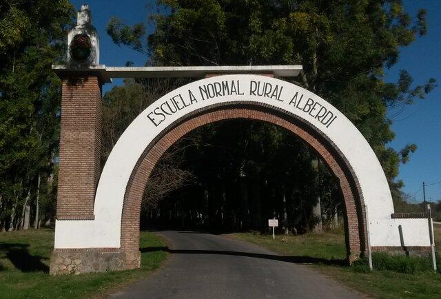La Escuela Normal de Maestros Rurales
