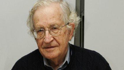 Lingüística      Noam Chomsky