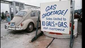 •OPEC Oil Embargo (1973)