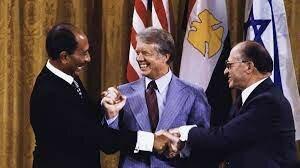 •Camp David Accords (1978)