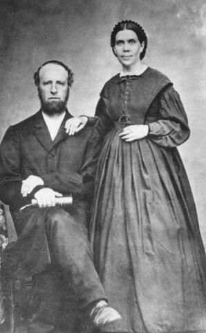 Matrimonio de Elena y Jaime White