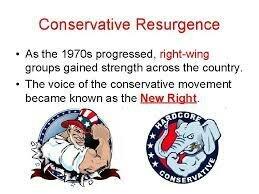 •Conservative Resurgence (1981)