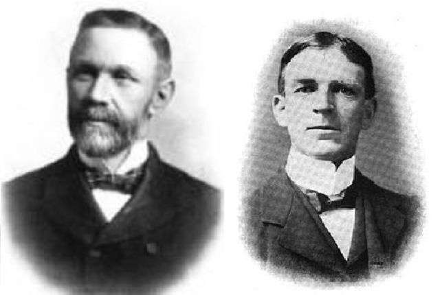 Caswell y Campbell