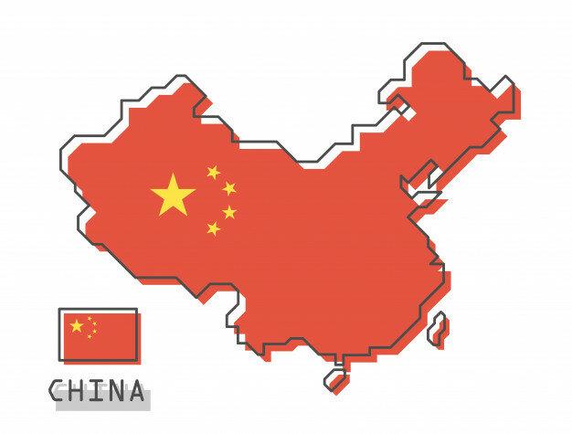 Posesión de territorios (China)