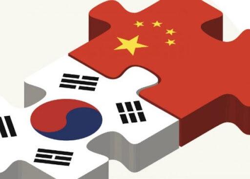 China y Corea
