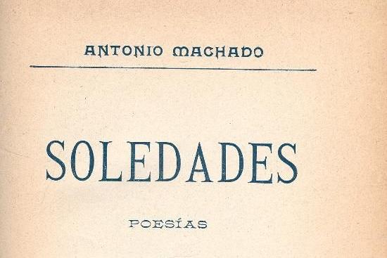 Libro: Soledades