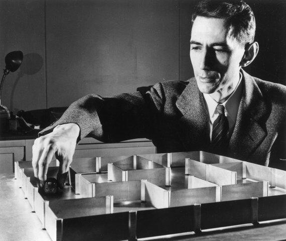 Claude Shannon: Criptografía y Comunicaciones
