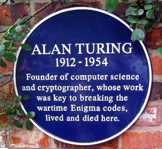 Alan Turing: padre de la computadora moderna