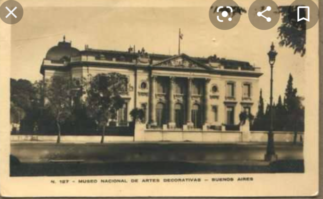 Se crea el Museo  Nacional de Bellas Artes