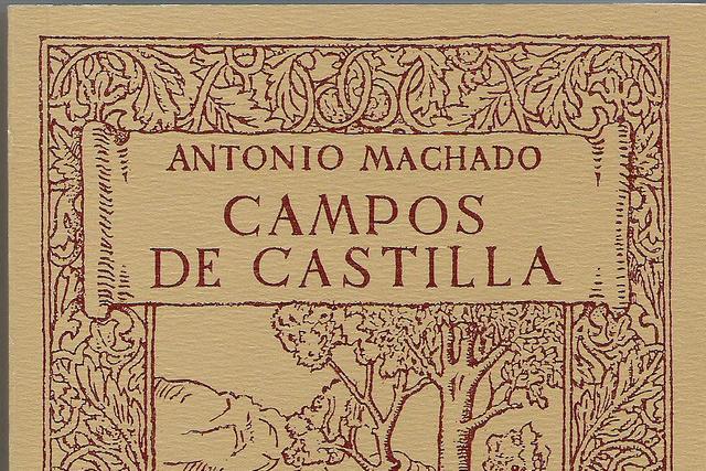 Libro: Campos de Castilla