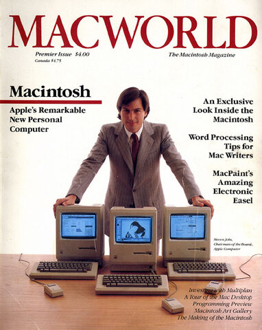 Apple Lanza la Macintosh