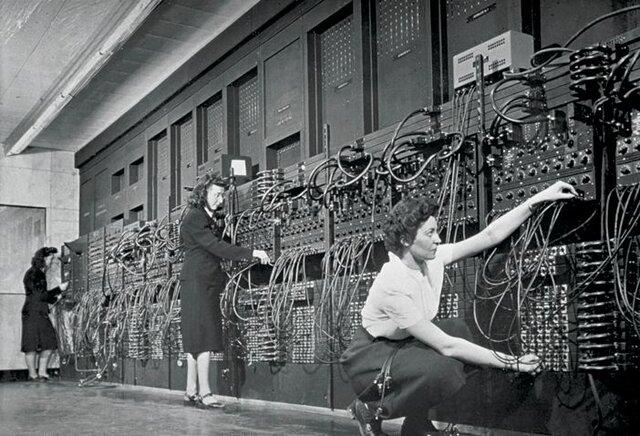 ENIAC 1: La primera computadora