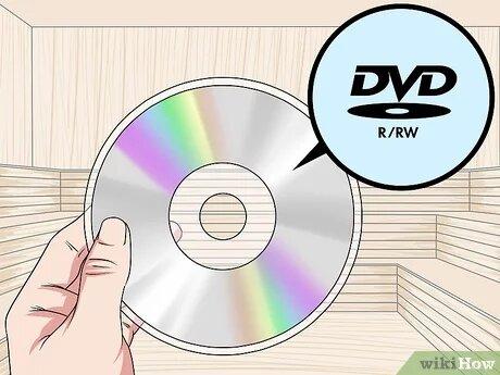 Aparece el DVD
