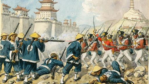 (HC) La Guerra del Opio 1839-1842