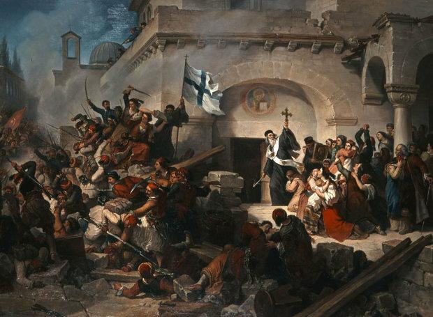 1866-1869: Η Μεγάλη Κρητική Επανάσταση.