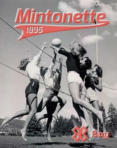 Mintonette