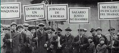 TRABAJADOR EN EL SIGLO XIX