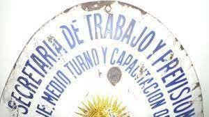 1° DEPARTAMENTO NACIONAL DEL TRABAJO