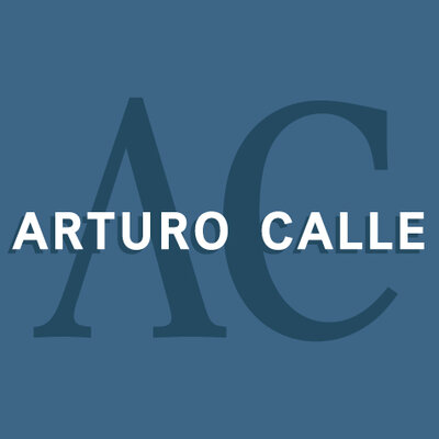 HISTORIA   ARTURO CALLE timeline