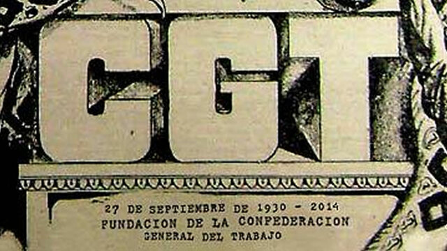 Nace la Confederación General del Trabajo de la República Argentina (CGT) (1930)