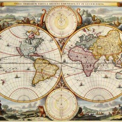 De los Estados a las Organizaciones Internacionales timeline