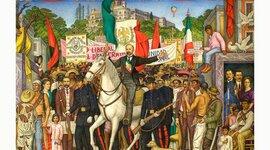 La Revolución Mexicana y la Constitución de 1917 timeline