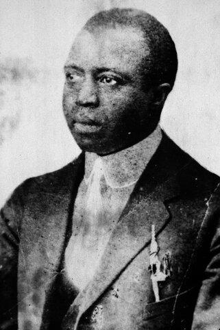 Scott Joplin (1867/68-1917)