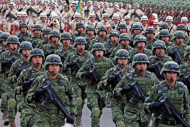 Incluido en educación de las fuerzas armadas